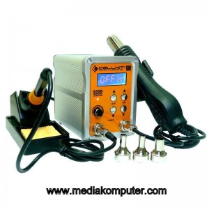 Blower dan solder 2in1 cellkit 859D