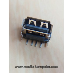 Soket USB 2.0 TYPE A FEMALE CONNECTOR