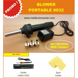BLOWER PORTABLE FREE