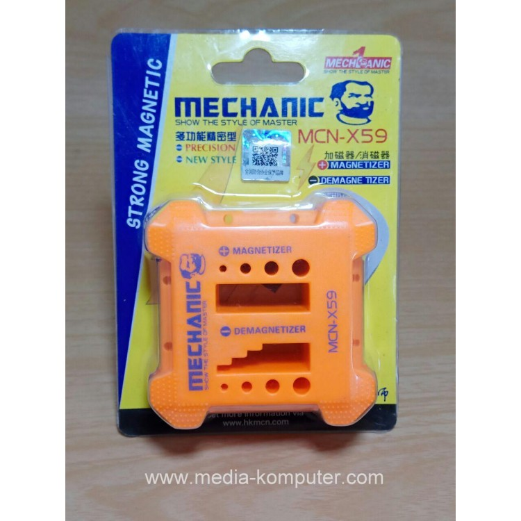 Magnetizer dan demagnetizer mechanic MCN-X59 ORYGINAL
