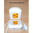 VERTICAL OUTLET SOCKET L2U2